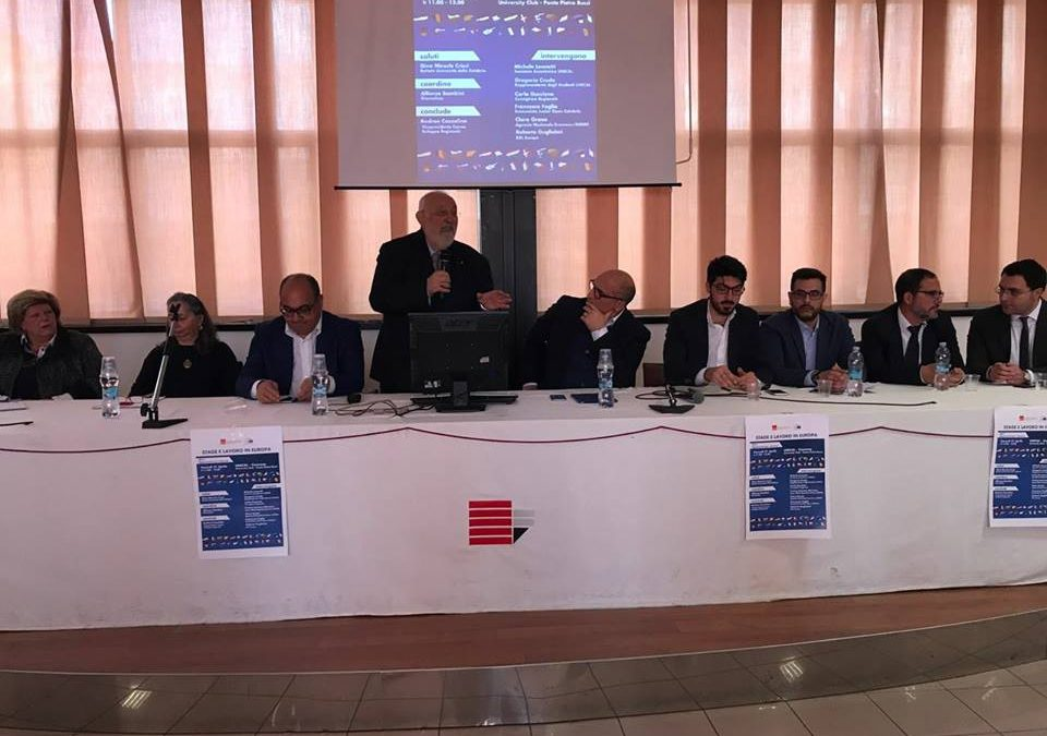 Stage e Lavoro in Europa, Open Calabria presenta i risultati su Erasmus+