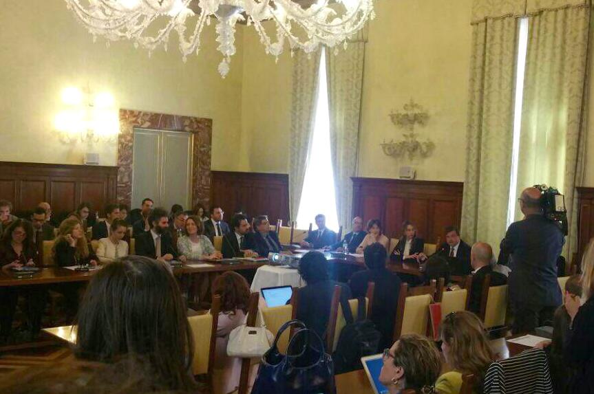 OpenGov e Trasparenza, Foglia dal ministro Madia