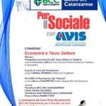 Francesco Aiello all'AVIS di Catanzaro