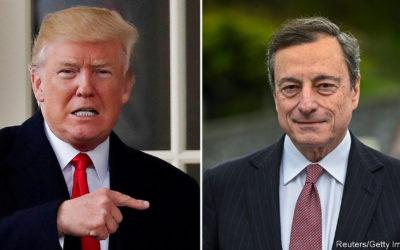 Draghi, Trump e il Mezzogiorno